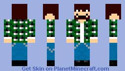Attorneyon Minecraft Skin
