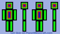 random Minecraft Skin