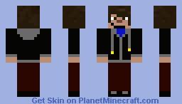 street dude Minecraft Skin