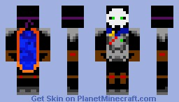Epicly Awesome Skin of Awesomeness! Minecraft Skin