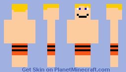 Beach day! Minecraft Skin