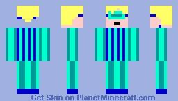 ski person lol Minecraft Skin