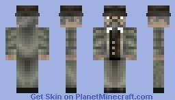 Bounty Hunter ( Django Unchained) Minecraft Skin