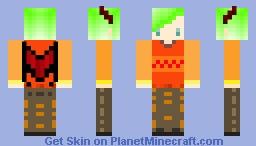 Little devil boy Minecraft Skin