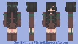 memories - christmas Minecraft Skin