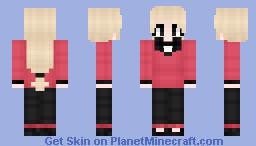 Charlie | Hazbin Hotel Minecraft Skin