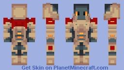 Steam Powered Robot Minecraft Skin