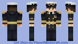 Sailor....??? Pilot??? Minecraft Skin