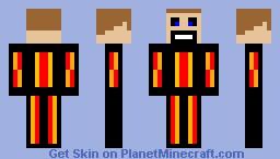 Ultimate Fighting Skin Minecraft Skin