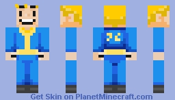 Fallout Vault 14 Roblox Fallout Vault Boy Entry To Rpg Contest Minecraft Skin