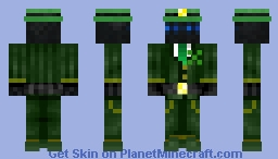 You're lucky!➶ 𝙰𝚖𝚊𝚗𝚍𝚊'𝚜 𝙲𝚘𝚗𝚝𝚎𝚜𝚝 ➶ Minecraft Skin