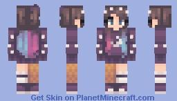 Wand || Arcade - Skin Fight! Minecraft Skin