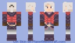 Luneth (Final Fantasy III) Minecraft Skin