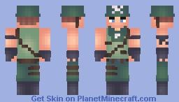 army skin Minecraft Skin