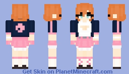 Skintober Day 5 - Lighting (Nora Valkyrie) Minecraft Skin