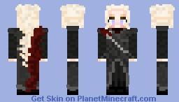 Daenerys Targaryen by Cateline Favor Minecraft Skin