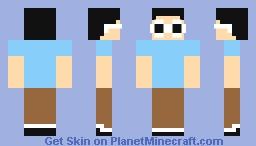 My Offical Minecraft Skin Forever! Minecraft Skin