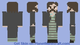 Prisoner Sirius Black Minecraft Skin