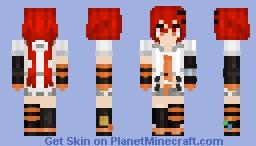 Uzume (old skin) Minecraft Skin