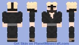 Hekiji Tengai - My Hero Academia Minecraft Skin