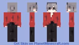 BTS DNA Reshade Minecraft Skin