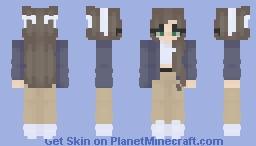 study session Minecraft Skin