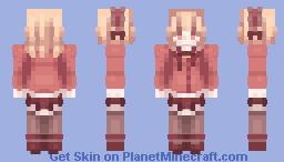 🌹⋆ ˚。⋆バラの血の庭˚⋆。˚ ⋆🌹 Minecraft Skin