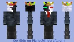яαивσσ Minecraft Skin