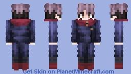 Itadori (Sukuna) Minecraft Skin
