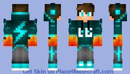 LakhdarGames Minecraft Skin