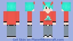 Baja Minecraft Skin