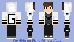 Gabriel😊 Minecraft Skin