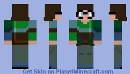 Make Yourself Skin Contest Entry Minecraft Skin