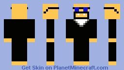 Hip Hop Man Minecraft Skin