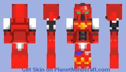 Blood Ravens – Warhammer 40,000 Minecraft Skin