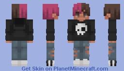 corpse lover / reshaded skin Minecraft Skin