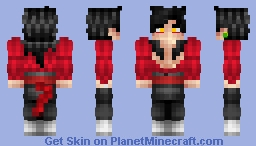 Goku Black SSJ4 - [Dragon Ball] Minecraft Skin