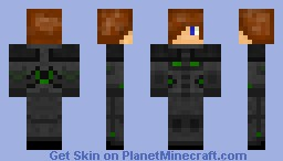 MC(AlienSuit) Minecraft Skin