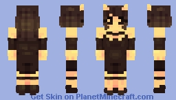 SENT FROM ABOVE! Minecraft Skin