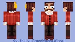 goofy aristocrat Minecraft Skin