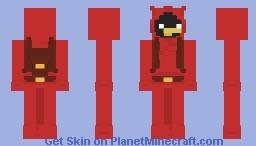 Omsk Bird//CountryHumans Minecraft Skin