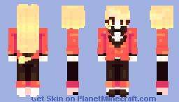 Charlie! ~Hazbin Hotel Minecraft Skin
