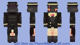 Arrackniss [request] Minecraft Skin