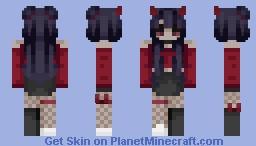 heckbent Minecraft Skin