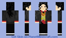 michael jackson this is it Rehearsal Minecraft Skin