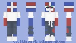 Dominican Republic//CountryHumans Minecraft Skin