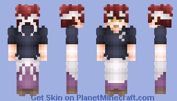 Tamako Yukihira - Food Wars! Minecraft Skin