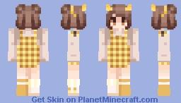 caricature | i've returned sorta Minecraft Skin