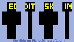 Skin Edit Skin Minecraft Skin