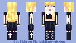 Egirl Ema Minecraft Skin